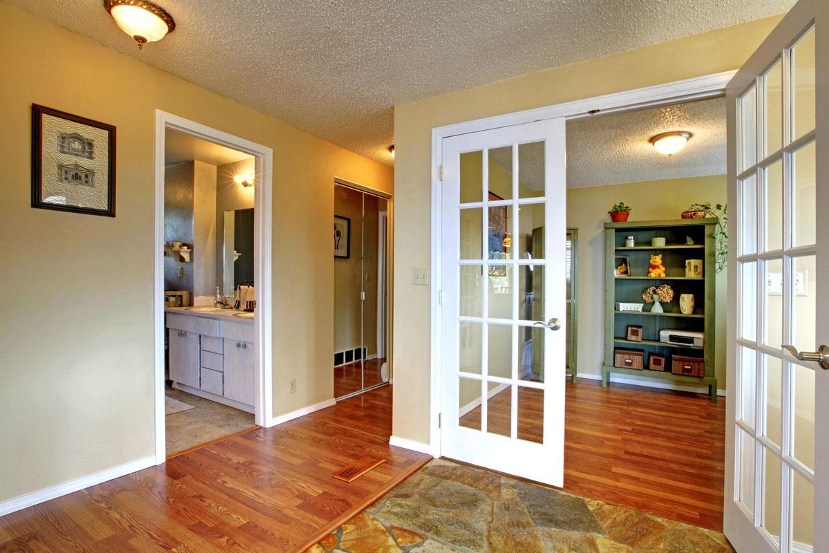 Способы открывания дверей