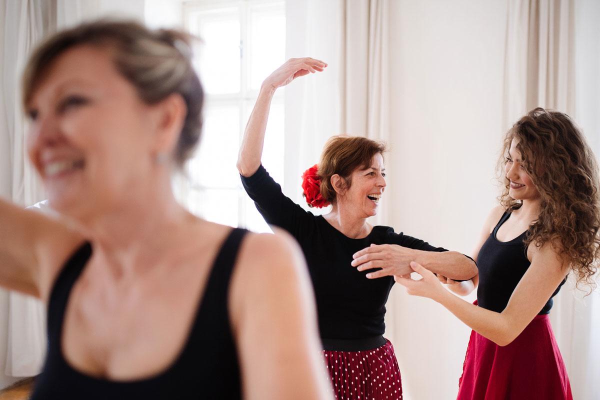 есть ли противопоказания для танцев