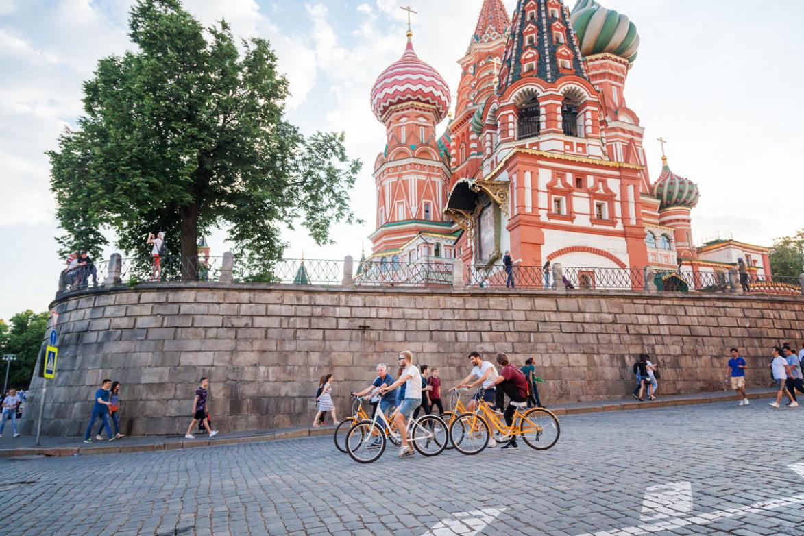 Экскурсии в Москве.