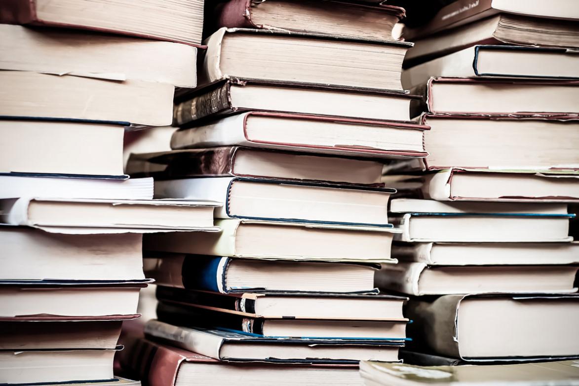 Стопки книг