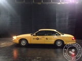 Ford Crown Victoria New York Taxi