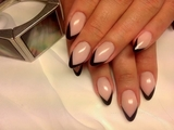 Acrylic french