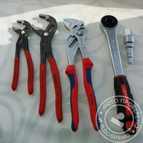 ключи knipex и rothenberger