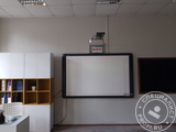 Установил и настроил Promethean ActiveBoard