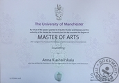 Master of Arts in Counselling, The University of Manchester