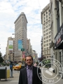 New York, Manhattan, Flatiron Building