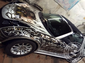 "Smart Roadster Brabus ""Brash""