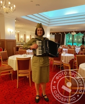 9 мая в «Moscow country club»