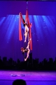 Aerial silk duo Magic Power